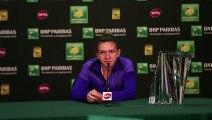 Tennis player Simona Halep Can do it all