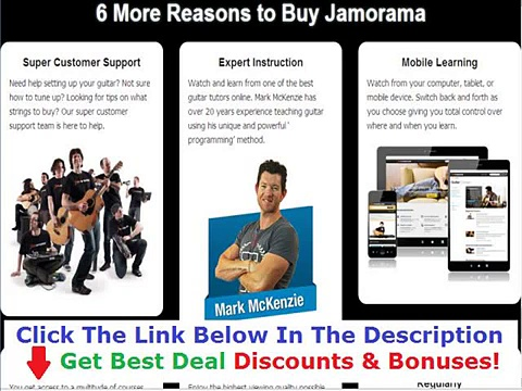 Jamorama Ultimate Guitar Learning Kit +++ 50% OFF +++ Discount Link