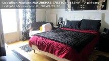 Location - maison - MAUREPAS (78310)  - 165m²