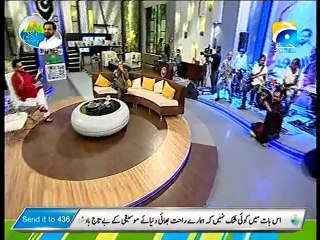Subh-e-Pakistan On Geo News – 27th March 2015 p1