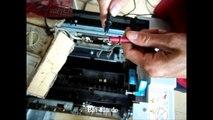 Hướng dẫn sửa lỗi SC 541, SC 542, SC 551, SC 552, SC 555 máy Photocopy Ricoh các dòng Aficio, MP
