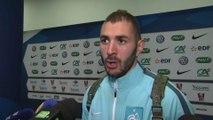 Foot - Bleus : Benzema «On a payé cash nos erreurs»