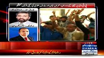 Imran Khan Has Accepted That PTI Attacked PTV During Sit-in:- MQM Farooq Sattar