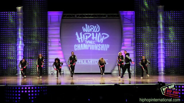 SO UNITED CREW  / Hip-Hop - My City Dance Tour