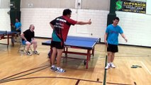 Greatest Table Tennis Shot by NexyUSA.com