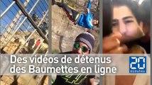 Des vidéos de détenus des Baumettes en ligne