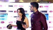 Aishwarya Rai And Abhishek Bachchan Laugh At HT Most Stylish Awards 2015