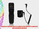 Satechi WTR-C Wireless Timer Remote Shutter for Canon (350D) XTi (400D) XSi (450D) XS (1000D)