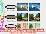 67mm Lens Filter Kit For The Canon SX40 HS SX40HS SX50 HS SX50HS SX60HS SX60 HS Digital Camera