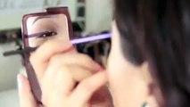 Eyeliner Brush: pro Precision Gel Eye Liner Makeup Brush with Thin Angled Bristle for Best Seller