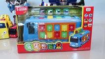 타요 똑똑한 카봇 뽀로로 폴리 장난감 Tayo the Little Bus мультфильмы про машинки Поли Игрушки Тайо автобус Car Toys