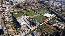 Espai Barça - Nou Miniestadi i futura Ciutat Esportiva (1a fase)