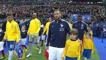 France-Brésil _ 1-3, buts et résumé