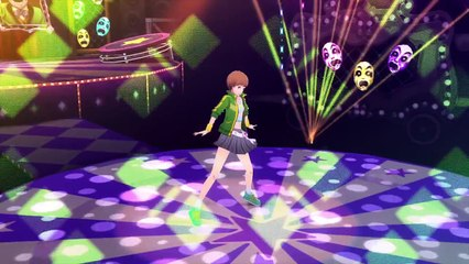 Chie Satonaka de Persona 4 : Dancing All Night
