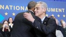 Rahm Emanuel Floats Naming Chicago Airport After Barack Obama