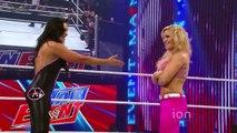 Natalya and Layla vs. Alicia Fox and Aksana