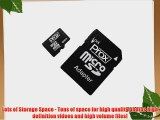 Prox 32GB MicroSD Card - Adapter Included - Fast Class 10 - Real Genuine Capacity - Best Way