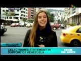 Int'l community rejects US threats against Venezuela