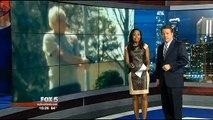 Bank customer captures alleged bank robber Atlanta