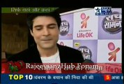 Rajeev Khandelwal Interview at the  promotion of Sach ka Saamna season 2