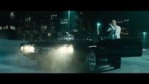 Furious 7 Movie CLIP - Vin Diesel Fights Jason Statham (2015) Action HD