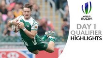 World Rugby Sevens Series qualifiers All the action!
