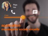 Orange : l'application messagerie vocale visuelle