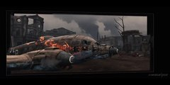 CGI VFX Breakdown Showreel HD   Stalingrad  VFX Showreel