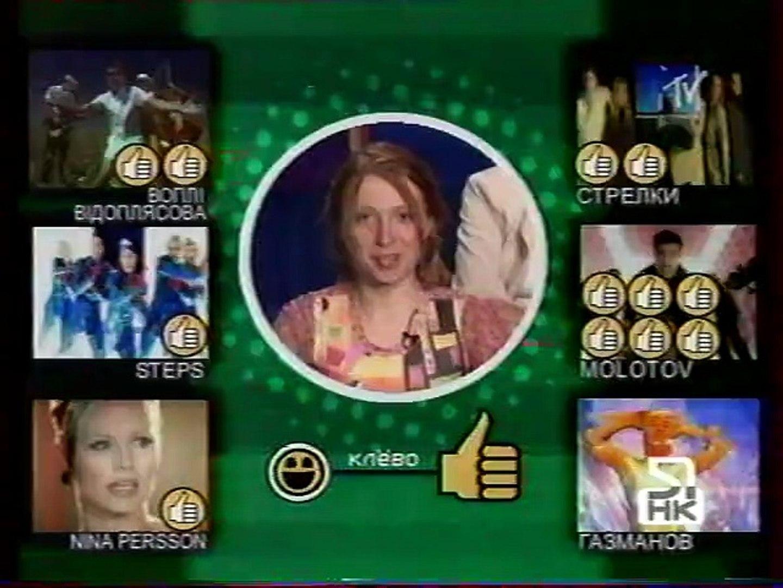 staroetv.su/ Диск-канал (ТВ-6, лето 2000) Репортаж о съёмках клипа на песню группы