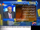 Leaked Audio tape is GENUINE, PAT Workers & people from Agencies attacked PTV building - Najam Sethi