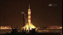[ISS] Manned Year Long Mission Launches with Soyuz TMA-16M