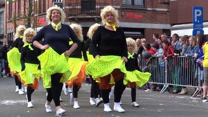 Carnaval 2014 Skavegaaien Markt