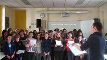 [Ecole en choeur] Académie de Paris - Collège Yvonne le Tac 75018