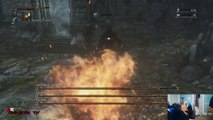 """[Bloodborne] Defeating the """"Shadow of Yharnam"""" Bosses w/ Shortcuts to Boss. (Forbidden Forest)"""