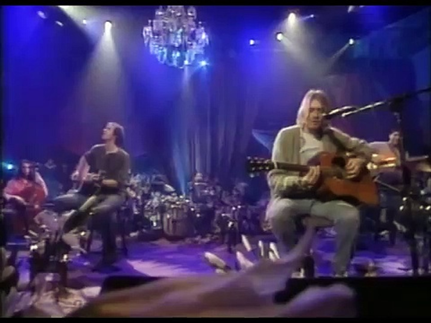 Nirvana - All Apologies (MTV Unplugged 1993)
