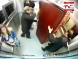 Dead Body in Lift Prank - Just for Laughs GAGS