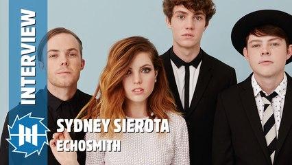 Interview with Echosmith Vocalist Sydney Sierota (Audio)