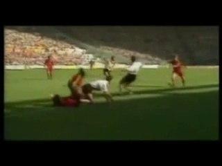 1° Gol Totti Serie A (Roma - Foggia 1-1 1994-1995)