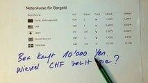 FWZ fremde Währungen Devisen-SD QV LAP KV 2015 FWZ RW Rechnungswesen W&G