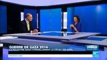 La Palestine s'apprête à adhérer à la CPI