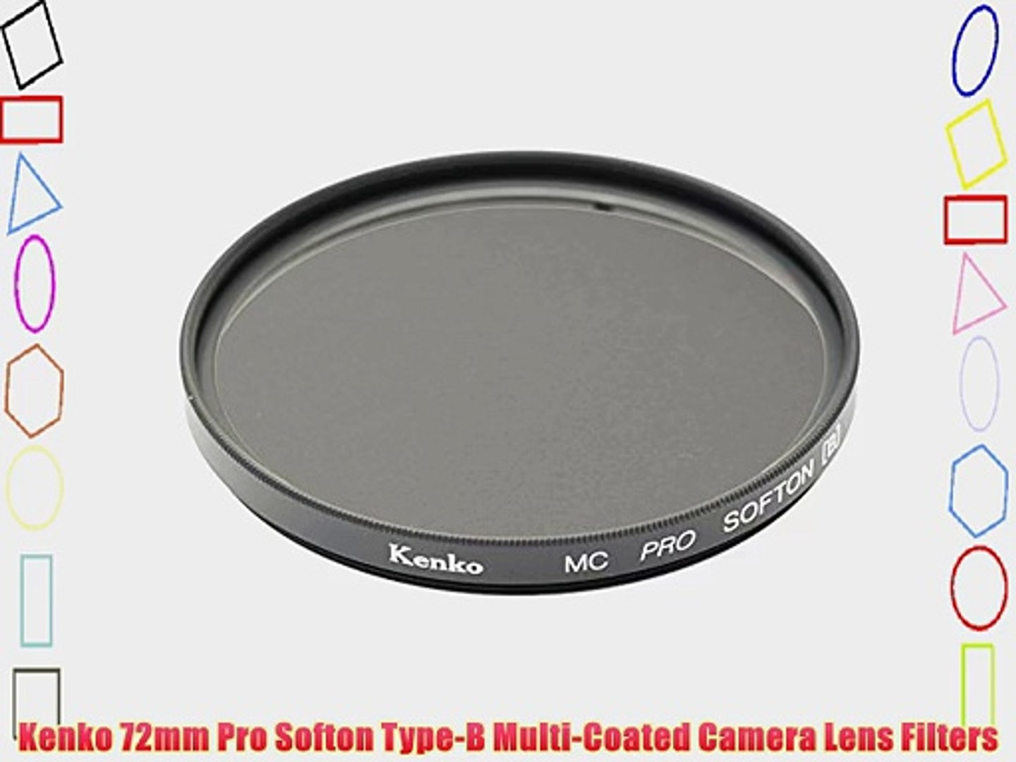 Kenko 62mm C12 Professional Multi-Coated Camera Lens Filters