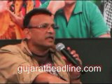 Paresh Rawal and Annu Kapoor in Ahmedabad for film promotion