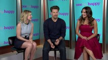"IR Interview: Elisha Cuthbert, Nick Zano & Kelly Brook For ""One Big Happy"" [NBC]"