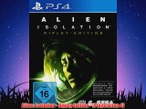 Alien Isolation Ripley Edition PlayStation 4