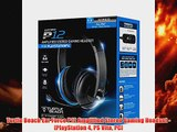 Turtle Beach Ear Force P12 Amplified Stereo Gaming Headset PlayStation 4 PS Vita PC