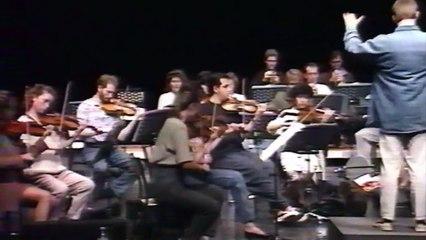 Concert à l'Ile de la Réunion - Octobre 1990