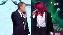 """Christophe Dechavanne et Shy'm chantent """"Comme un Boomerang"""""""