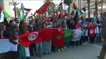 Dünya Sosyal Forumu, Filistin'e Destek Yürüyüşle Sona Erdi