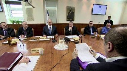 """Nucléaire iranien: Netanyahu dénonce """"l'axe Iran-Lausanne-Yémen"""""""
