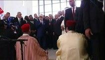 Quand le président tunisien confond François Hollande et François Mitterrand